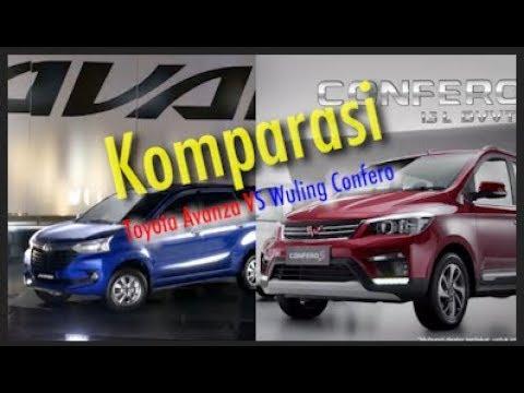 Komparasi Toyota Avanza VS Wuling Confero I OTO.COM