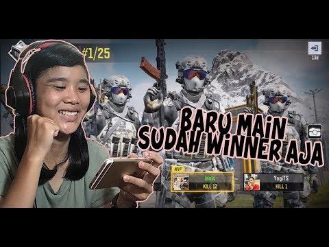 BARU RILIS DAH WINNER AJA :D - Call Of Duty Mobile Battle Royal