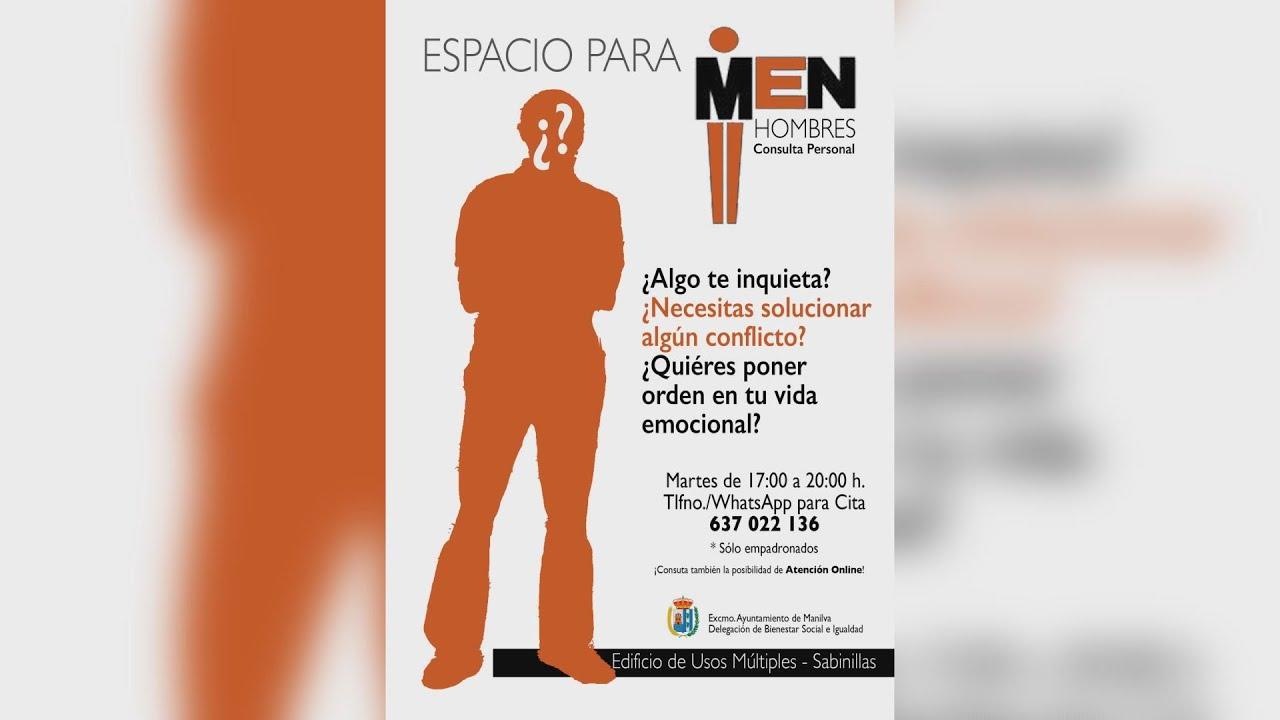 Espacio para hombres en la localidad