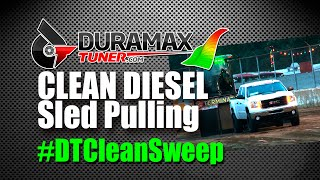Clean Diesel Sled Pulling - Emissions Intact Clean Sweep
