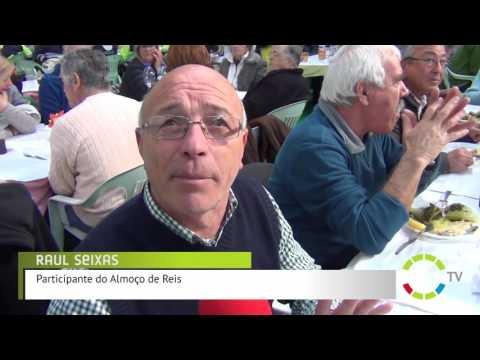Ep. 353  - Almoço de Reis junta em Carnide mais de 700 participantes