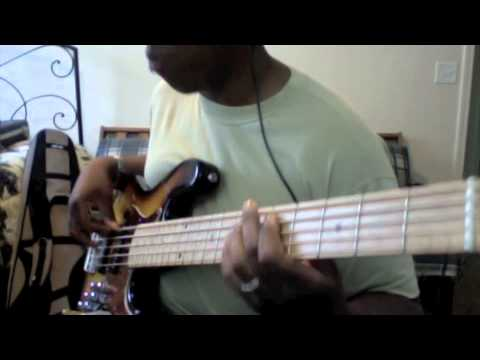 Bass Cover:  Great & Mighty by Jonathan Nelson & Purpose