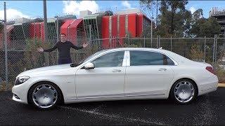 Mercedes-Maybach S600 за $200 000 - это безумный люксовый седан