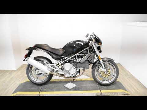2002 Ducati Monster S4 in Wauconda, Illinois - Video 1