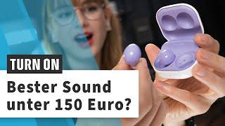 Samsung Galaxy Buds 2: Die (fast) perfekten In-Ear-Kopfhörer