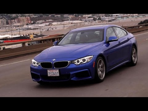 Car Tech - 2015 BMW 428i Grand Coupe
