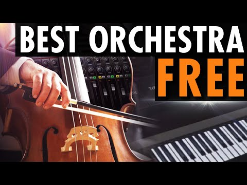 The Best FREE Orchestral VST Library Ever Made.