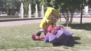 BEST STREET FIGHTS OF THE WEEK 2016 #23  Уличные драки   подборка июнь 2016