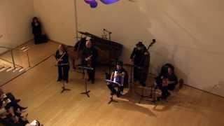 CAMARADA Tango performs Adios Noninos by Astor Piazzolla