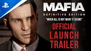 "Mafia: Definitive Edition - ""When All is Not What it Seems"" Launch Trailer 