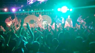 Dance Gavin Dance - Strawberry Swisher Pt. 3 (The Mothership Tour, ATL)