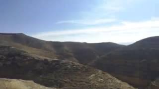 טיול במדבר הישראלי - סרטון קצר