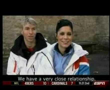 Isabelle Delobel & Olivier Schoenfelder 2007 Interview
