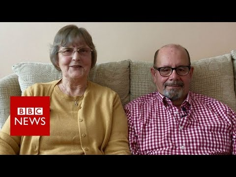 Valentine's advice from couples married for 50 years - BBC News