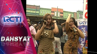 Duo Sabun Colek Mamah Tua [Dahsyat] [16 Feb 2017]
