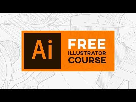 FREE Adobe Illustrator Design Course! - YouTube