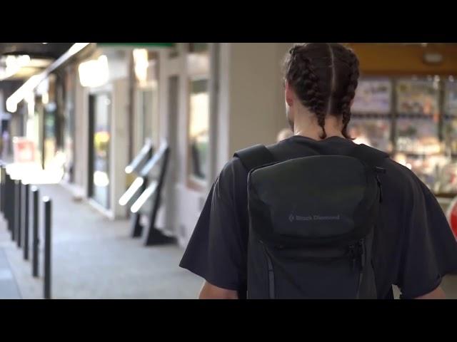 Видео Рюкзак Black Diamond Creek Transit 22L (Ash)