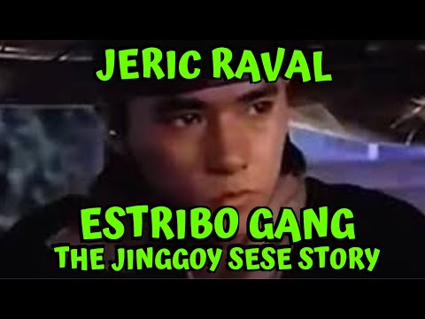 ESTRIBO GANG THE JINGGOY SESE STORY - FULL MOVIE - JERIC RAVAL COLLECTION