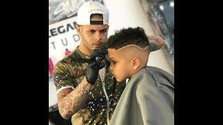 O MELHOR BARBEIRO Do MUNDO/Arod The Barber MELHORES CORTES De CABELO MASCULINO 2018 Freestyle