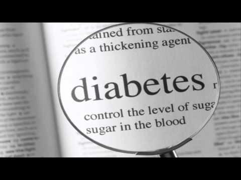 Palomitas de maíz con la diabetes tipo 2