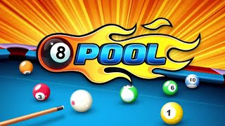 Picture of a game: Pool