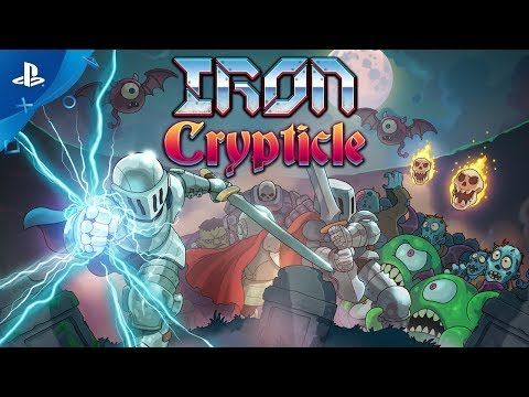 IRON CRYPTICLE - Launch Trailer | PS4 thumbnail