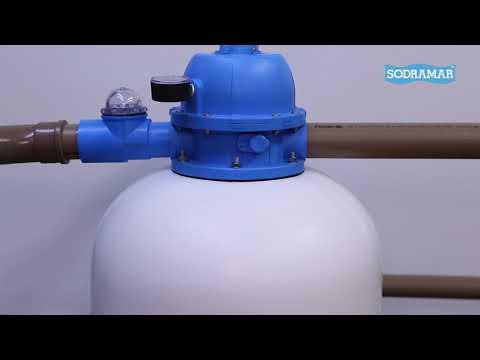 Sodramar - Conheça as funções dos Filtros e bombas para piscinas - Vídeo detalhado