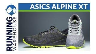 asics alpine xt donna