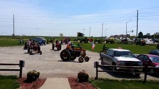 Tractor Cruise At Holy-Field Winery