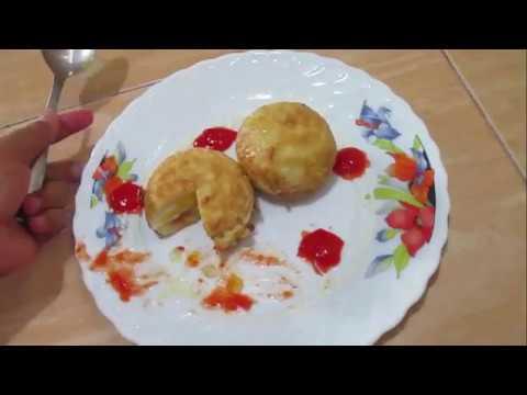 Video Resep Dan Cara Membuat Telur Burger Enak Dan Lezat