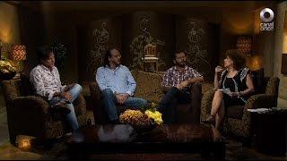 Conversando con Cristina Pacheco - Delgadillo, Oceransky y Zúñiga