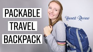 Packable Backpack Designed for Backpackers? Honest Unboxing Review