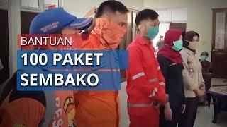 Keluarga Besar Korpri Kabupaten Pekalongan Berikan Paket Sembako bagi Relawan Covid-19