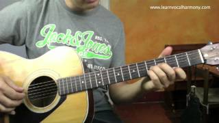 How to REALLY Play Dear Prudence Guitar Lesson Tutorial