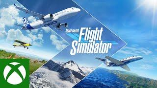 Xbox El cielo te llama en Microsoft Flight Simulator anuncio