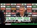 PK nach dem Spiel | Hannover 96 - VfL Osnabrück