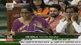 Finance Minister quotes Sangam-era Tamil Literature in Budget speech