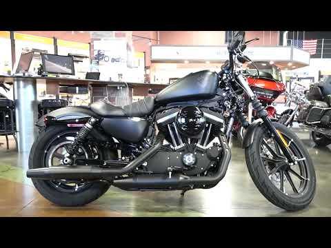 2021 Harley-Davidson Iron 883™ in Mauston, Wisconsin - Video 1