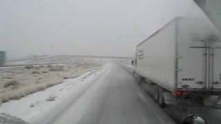 Дальнобойшик - Зимняя Дорога