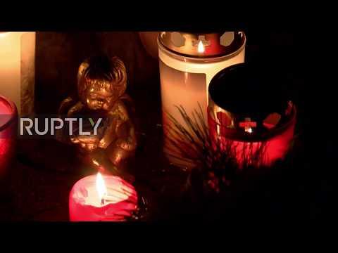 Germany: Vigil for teenage girl stabbed to death in Kandel