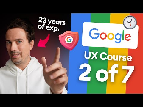Google UX Course - Part 2 - Research - Review by a Senior ...