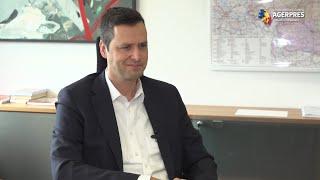 INTERVIU/Volker Raffel (E.ON): România încă nu a rezolvat problema importurilor de gaze pentru iarnă