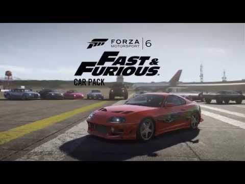 Download Forza Motorsport 6 - Pack Fast & Furious HD Mp4 3GP Video and MP3