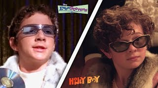 Every Even Stevens Reference in Honey Boy