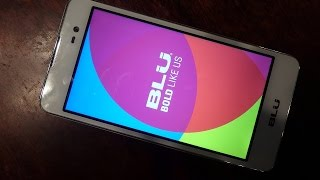 Blu (unlocked) Cell Phone Review
