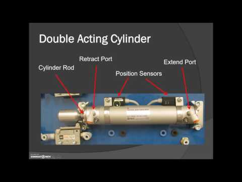 SMC Pneumatic Trainer Intro A - YouTube