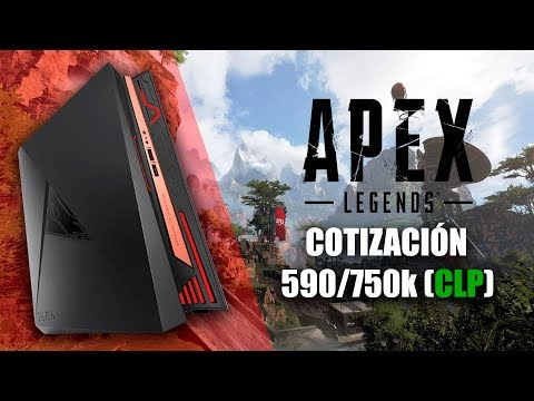 PC gaming para Apex   PC Gamer   Chile   INTEL/NVIDIA 🔧