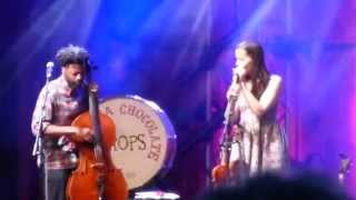 "Carolina Chocolate Drops: ""don't let me love you"" Merlefest 2014"