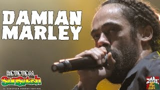 Damian Marley - Make It Bun Dem / Set Up Shop / More Justice @ Rototom Sunsplash 2016