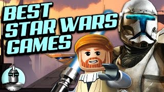 9 Best Star Wars Games You NEED To Play - Star Wars Week | The Leaderboard